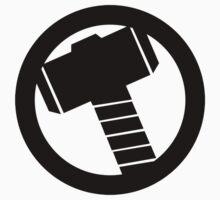thor logo by ohirony