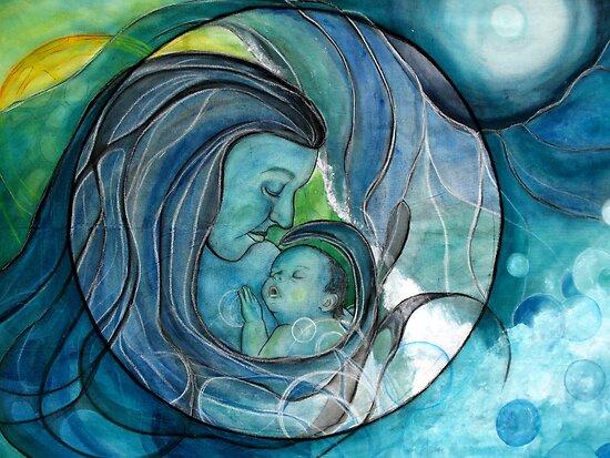 Makuahine--Mother by Kimberly Kirk