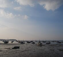 Poole Harbour by timcorke