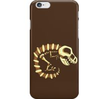 Dino Fossils iPhone Case/Skin