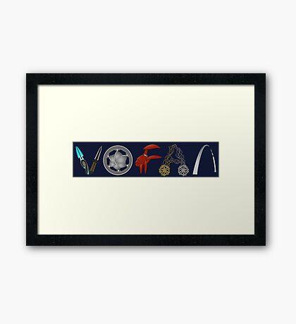 Vofan Framed Print