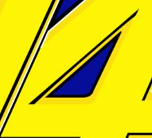 Fernando Alonso #14 Sticker