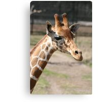 SILLY ME! Canvas Print