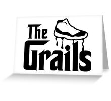 The Grails Greeting Card