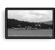 The  Waverley Canvas Print
