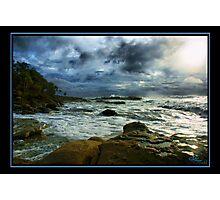 The Irresistible Sea Photographic Print