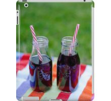 Mason Jar Drinks iPad Case/Skin