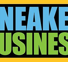 Sneaker Business by tee4daily