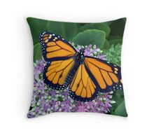 Splendid Symmetry Throw Pillow