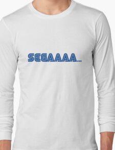 SEGAAAA.... Long Sleeve T-Shirt
