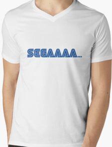 SEGAAAA.... Mens V-Neck T-Shirt