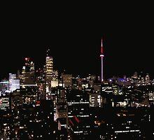 Toronto by yvonne willemsen
