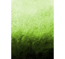 Green Fire1.2 Photographic Print
