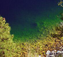 Rainbow Lake by Gregory Ewanowich
