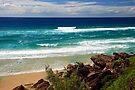 Aquamarine Ocean by Renee Hubbard Fine Art Photography