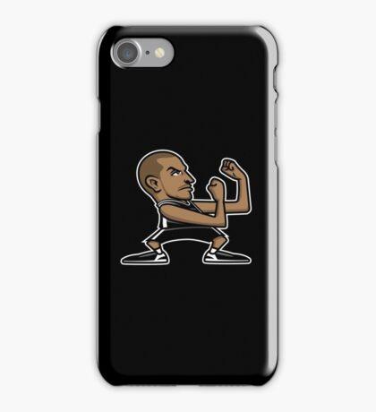 Fighting Boris iPhone Case/Skin