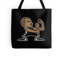 Fighting Boris Tote Bag