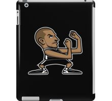 Fighting Boris iPad Case/Skin