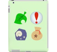 Animal Crossing Icons iPad Case/Skin