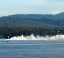 Taree Race Boats 2015 04 by kevin chippindall
