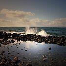 DUNURE BEACH by leonie7
