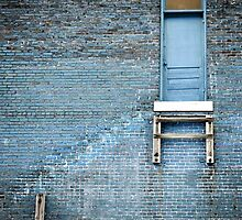 Door to Nowhere by Kevin Means