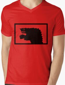 Ultraman Monster Series Mens V-Neck T-Shirt