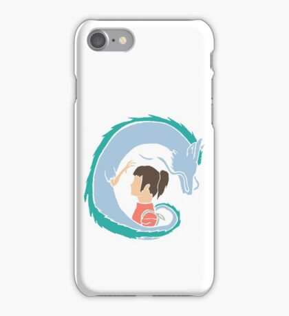 Haku and Sen iPhone Case/Skin