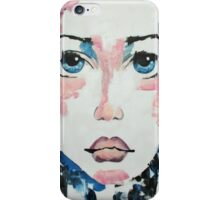 Warum? iPhone Case/Skin