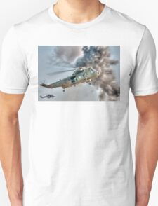 Royal Navy Sea King Helicopter T-Shirt