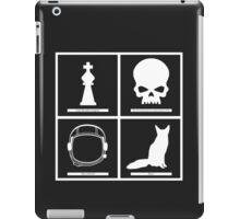 Brand New (band) Minimalistic Album Covers  iPad Case/Skin