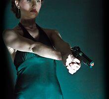 bond girl look by e&c by tara chappel