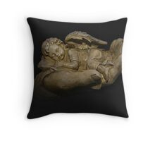 In God's Hand Throw Pillow
