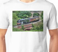 Southern 825 Locomotive Unisex T-Shirt