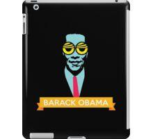 Pop Art Obama  iPad Case/Skin