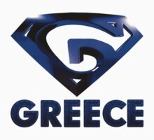 """G"" Shield - Greece by AlexanderMagnus"