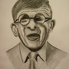 george burns  by artyratty