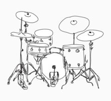 TShirtGifter Presents: drums