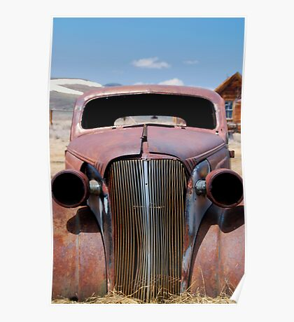 bodie car Poster