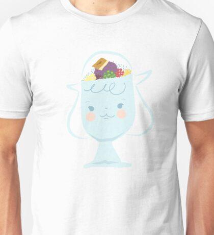 Halo Halo Girl Unisex T-Shirt