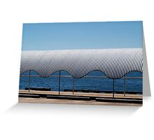Cunningham Pier Greeting Card