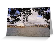 Sydney sider Greeting Card