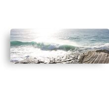 Morning Wave Canvas Print