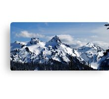 The Tatoosh Mountains Canvas Print