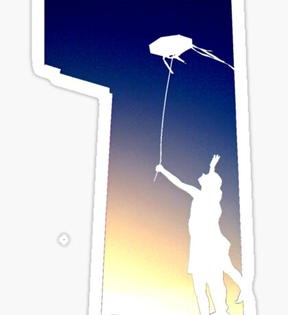Kite Sticker
