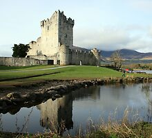 Early morning at Ross Castle 2 by John Quinn