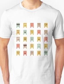 Square Monster Megamix T-Shirt