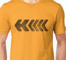 H - Black Unisex T-Shirt
