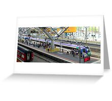 Southern Cross Station II Greeting Card