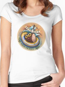 Let's Get Hammered! Women's Fitted Scoop T-Shirt